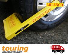Milenco Compact Wheelclamp
