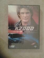 12838 /K 2000 SAISON 2 COFFRET 6 DVD NEUF SOUS BLISTER