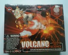 Professor Ein-O Smart Box Kit: VOLCANO SCIENCE; Experiments Brand New