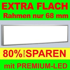 Premium Plano LED Panel de luz 2000x800mm Profundo 68mm ALARMA LUMINOSA