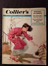Collier's Magazine  March 7, 1953  Man's Survival in Space cont TOM LOVELL SPACE