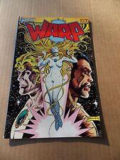 Warp 8 . First 1983  -    VF
