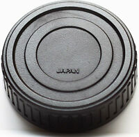 Rear Lens Cover Cap For Nikon F AI AIS Non-Ai Mount Made in Japan