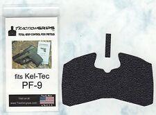 Tractiongrips brand grips for Kel-Tec PF9 pistols / rubber pistol grip set