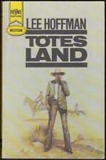 Heyne-Western Band 2549: Totes Land (1980, L. Hoffman) Z 2+
