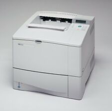 HP LaserJet 4100n A4 Parallel Mono Laser Printer C8050A 4100 V2G