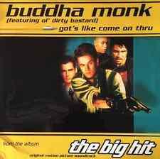 "BUDDHA MONK FT OL' DIRTY BASTARD - Got's Like Come On Thru (12"") (VG/G)"