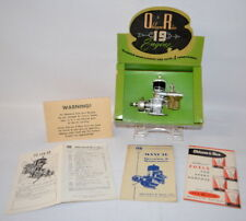 Vintage Ohlsson & Rice 19 Engine with the Original Box: The engine i... Lot 295C
