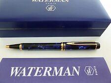 Waterman Rhapsody MAN200 - Kuli / Kugelschreiber - blau-marmoriert