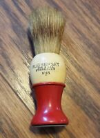 Rubberset Shaving Brush - Model N101 - Vintage - Made in USA