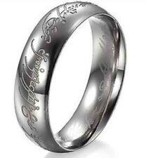 Herr der Ringe Ring silber Gr.18mm