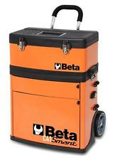 Beta Tools C41S Two-Module Tool Box Chest Trolley as seen in MotoGP