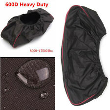 600D Neoprene Waterproof Winch Cover Capstan Dust Cover For Auto Trailer RV SUVs