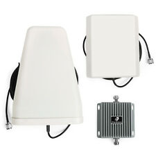 Phonetone Signal Booster 850/1900MHz GSM 3G 65dB Repeater Mobile Amplifier Kit