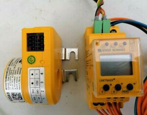 Bender RCMA423 Linetraxx Differenzstromüberwachung mit Meßwandler / Spule