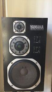 Yamaha NS-1000 Monitor speakers