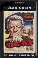 DVD - LE SANG A LA TETE (2004) - Jean Gabin, Renee Faure - FR-Import -