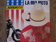 """LP - JOVANOTTI - LA MIA MOTO """"TOPZUSTAND!"""""""