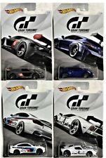 2018 Hot Wheels Gran Turismo Series You Pick