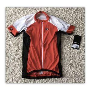 Giordana FRC FormaRedCarbon Men's Maglia MC S/S Cycling Jersey Medium Ref:M49