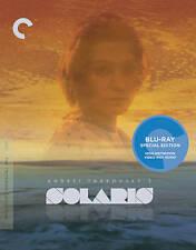 Solaris (Blu-ray Disc, 2011, Criterion Collection) Tarkovsky sealed