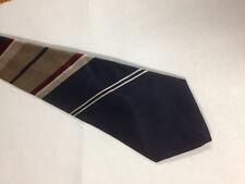 Mens Blue Brown Red Tie Necktie DAMON~ FREE US SHIP (12258)