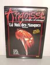 DVD LA NUIT DES MASQUES HALLOWEEN