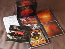 DIO Great Box JAPAN-ONLY 4CD BOX w/60p Booklet PHCR-3121~24 Black Sabbath