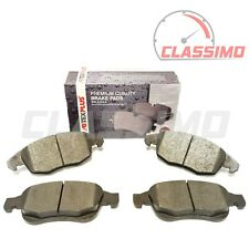 Front Brake Pads for CITROEN BERLINGO Mk 2 + PEUGEOT PARTNER Mk 2 - 2008 to 2018