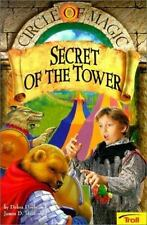 Secret of the Tower (Circle of Magic)-ExLibrary