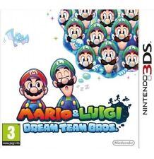 MARIO AND LUIGI DREAM TEAM BROS - 3DS - NEW & SEALED