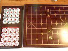 Xiang qi - échecs chinois 30 x 30 cm / set luxe complet (PROMO jusqu'au 22/07)