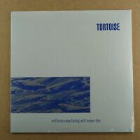TORTOISE - Millions now living will never die **RARE coloured Vinyl-LP**NEW**