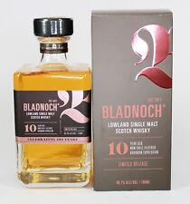 BLADNOCH  10 Limited Edition