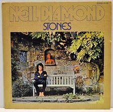 """NEIL DIAMOND   """"Stones""""    Vinyl LP    MCA Records  93106"""