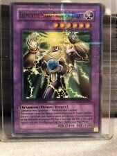 Yugioh Elemental Hero Thunder Giant LIMITED EDITION PROMO MF01-EN001