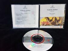 CD SVIATOSLAV RICHTER (pianoforte) - Weber, Brahms, Prokof'ev - Et. Ermitage