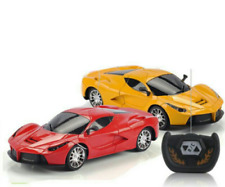 R/C Toy Car With Remote Control (Yellow)