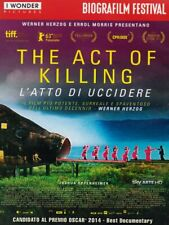THE ACT OF KILLING - L'ATTO DI UCCIDERE  DIRECTOR'S CUT