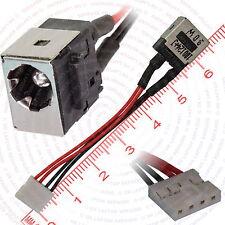 Toshiba Satellite R945-P440 DC Jack Toma De Alimentación Con Conector De Cable
