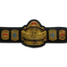 Custom Heavyweight Wrestling Championship Replica Belt