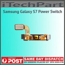 Genuine Samsung Galaxy S7 Power Switch On / Off Button Flex Cable Replacement