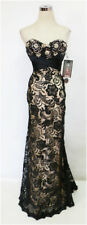 MAC DUGGAL 78439M BLACK Pageant Evening Prom Gown 2 - $538 NWT