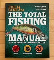 Field & Stream The Total Fishing Manual: 318 Essential Fishing Skills - Ceremele