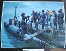 """""""The Final Mission """" Mort Kunstler Civil War"""