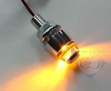 Blinker - Motorrad - LED - motogadget - m-Blaze Pin - Alu poliert