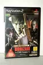 BIOHAZARD GUN SURVIVOR 2 GIOCO USATO OTTIMO SONY PS2 EDIZIONE GIAPPONESE JAPAN