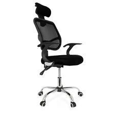 Executive Office Computer Desks Chair Mesh Seats Highs Back Ergonomic Adjustable