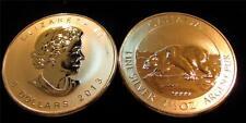 2013 Canada 1 1/2 troy ounce 1.5 GEM UNC .9999 Fine Polar Bear $8 SILVER ROUND