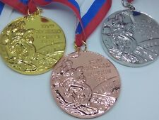 LONDON 1948 Olympic Replica SET of 3 MEDALS
